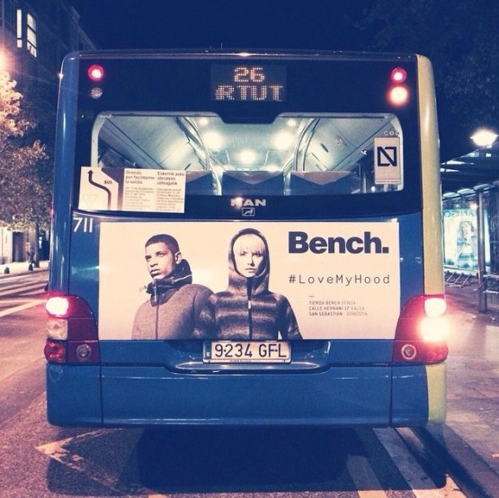 Bench public relations