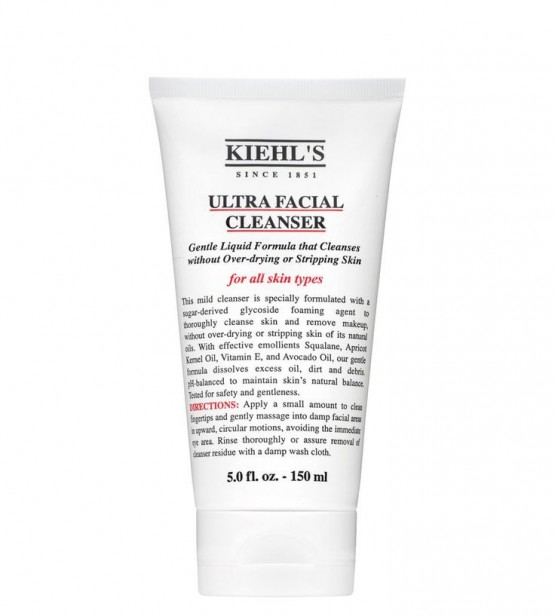 MacInytre's Choice April Beauty Kiehl's Ultra Cleanser