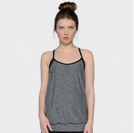 Maliha Double Layer Vest $65 (Available at Bench.)