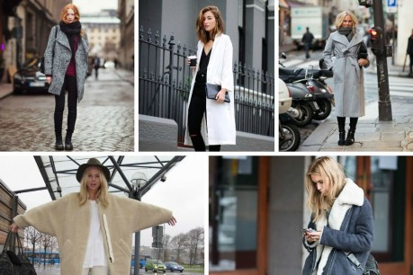 Fall Outerwear Favourites